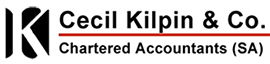 Cecil Kilpin | CA(SA) – Accounting, Auditing & Tax Specialists Logo